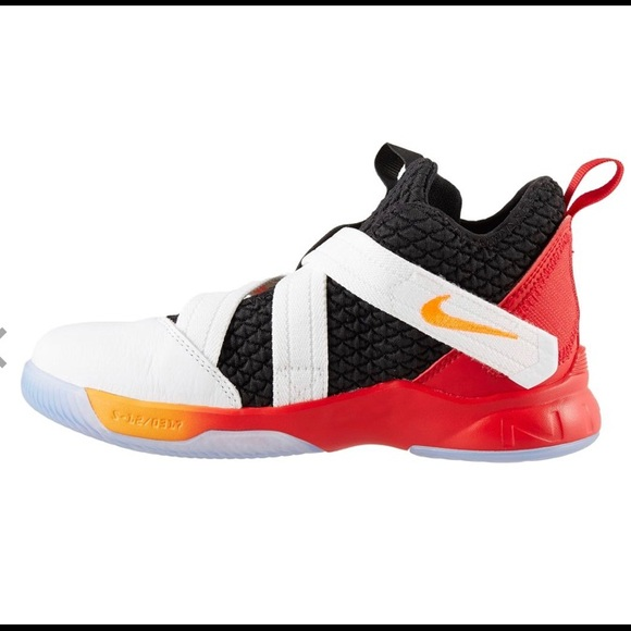 Nike Kids Preschool Lebron Soldier Xii